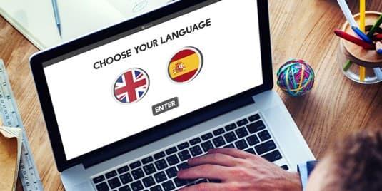 разница между переводом и локализацией веб-сайта